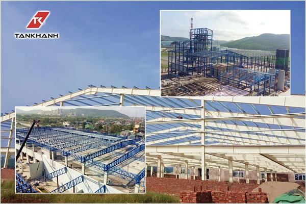 Công ty cổ phần kết cấu thép và xây dựng - Tân Khánh